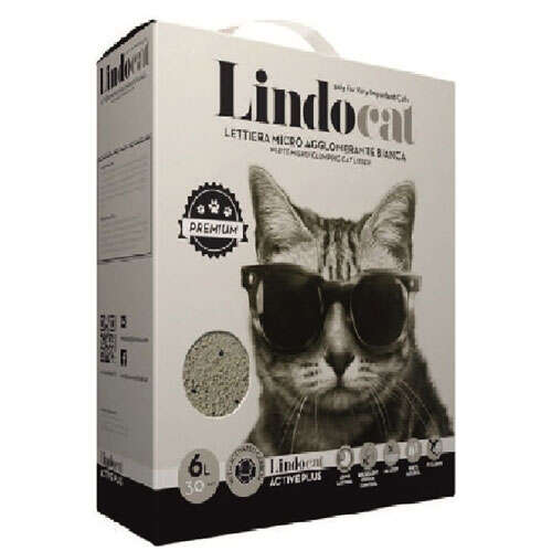 LİNDO CAT ACTİVE CARBONLU 6 LY